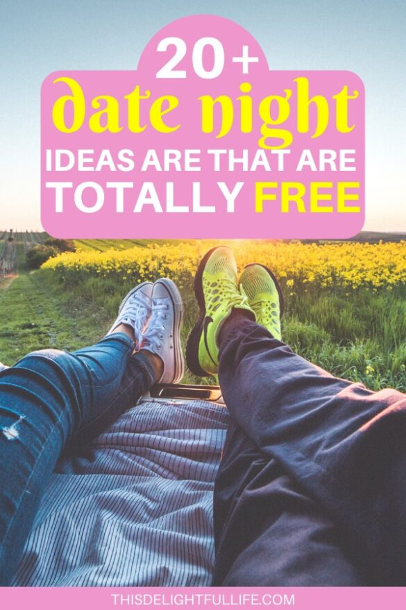 Fun And Free Date Night Ideas. Looking for awesome free date night ideas that don't suck? Here are 20+ free date night ideas for couples who want to keep the romance alive.