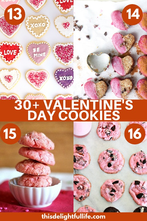 Get ready to spoil that special someone with these yummy Valentine's Day Cookies. They are easy to make and are the ultimate edible gift idea.